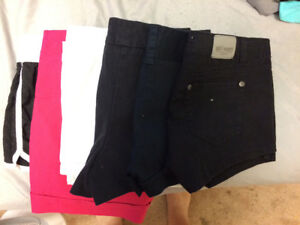 Summer shorts lot