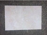 Qty 14 x Travertine/Limestone bathroom tiles