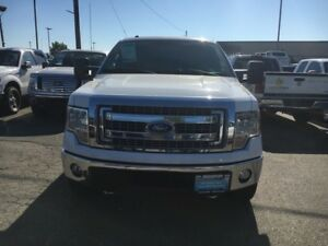 2013 Ford F-150 XLT with XTR Package and Reverse Sensing System