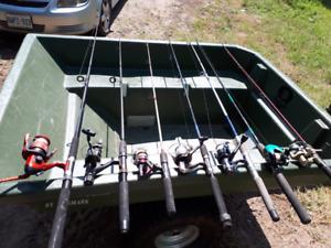 Fishing Rod reel combos