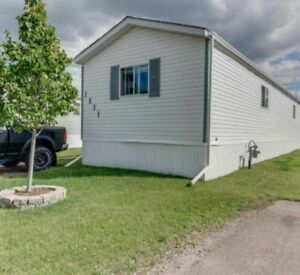 Mobile home for sale in Sherwood Park Jubilee Landing