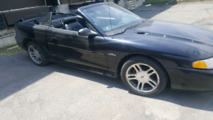 1997 ford mustang gt 4.6 part out