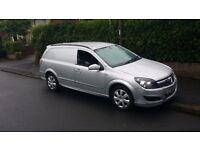 2008 / 58 PLATE Vauxhall Astravan 1.9 CDTi 16v Sportive 80K Miles 3dr Diesel Manual 118 bhp) NO VAT