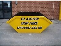 Cheap Skip Hire L@@K Glasgow Renfrewshire East Renfrewshire