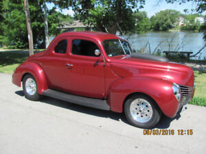 1940 FORD COUPE (ALL STEEL)