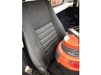 Front pair of defender seats