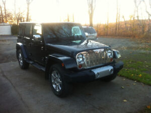 2011 Jeep Wrangler unlimited 70th anniversaire