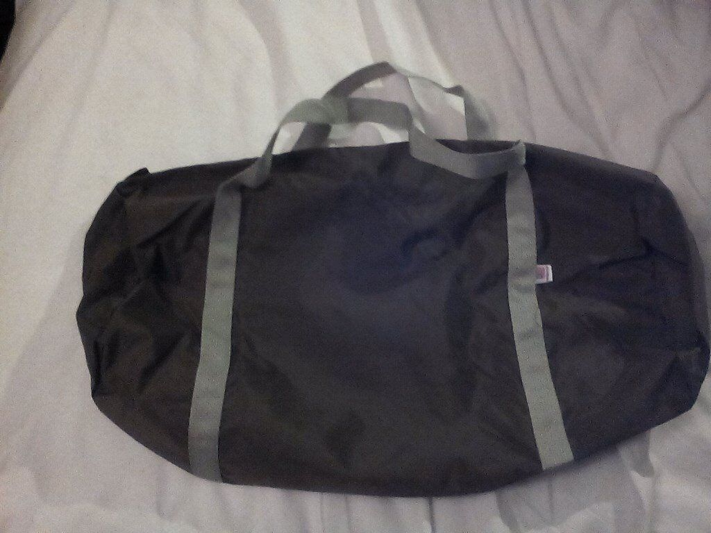 BNWT American Apparel Bags in Green and Brown. Made in USA