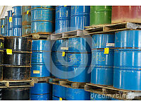 Hurry only 177 empty metal steal oil incinerator drum barrels for sale can also cut open & deliver.