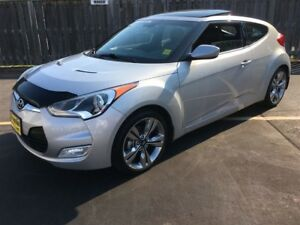 2013 Hyundai Veloster Tech, Navigation, Panoramic Sunroof, Only