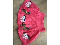 Girls Boden skirt, 7-8 years