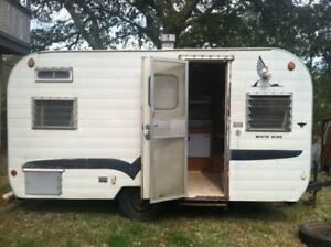 Looking for old camper trailor 12-18 foot