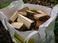 SEASONED FIRE WOOD FOR SALE 1 CUBIC METRE