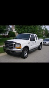 99-03 7.3 power stroke Parts and whole truck