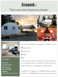 Great Bunkie or Guest Cabin