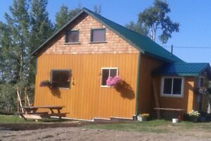 Ranch -Rent in exchange carpentry work