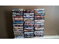 Panasonic DVD Player and over 110 Dvds ,