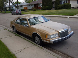 1984 Lincoln Continental Mark VII Coupe (2 door)