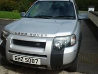 Landrover freelander td4 for sale