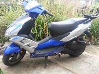 Pulse lightspeed 2 125cc only 3000 kilometres 2014 year ready to ride.