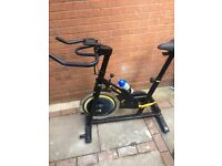 Exercise bike/spin bike