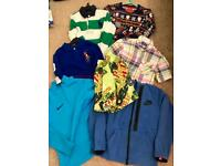 Boys Ralph Lauren, Nike, Next & Carbrini aged 7-9yrs
