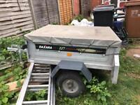 DAXARA 127 tipping trailer