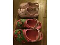 crocs shoes for girl