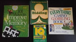 Various Books Fiction/non-fictio