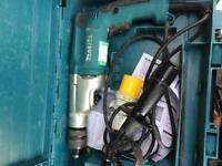 MAKITA HP2051 110v Percussion drill 13mm keyless chuck