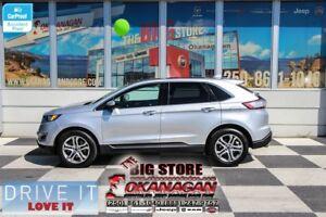 2015 Ford Edge Titanium, No Accidents Loaded!!!