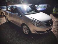 Vauxhall Corsa 1.2 i 16v Design 5dr (a/c) CLEAN CONDITION, NEW MOT, LOW INSURANCE, GOOD RUNNER, P/X