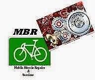 Mobile Bicycle Repair & Services Now providing for Bicycles