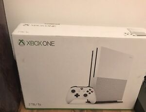 Xbox one s 2 tb 2 to