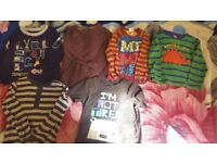 Boys t-shirts 3-4 year old. 50p each!!