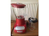 KitchenAid Blender - Empire Red