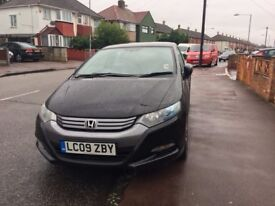 Honda Insight - Black - Family Car - Very Good on Fuel - Full Mot - Urgent Sale