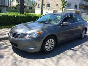 2010 Honda Accord Berline**UN SEUL PROPRIO**