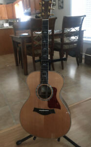 Absolute Mint 2013 Taylor 812 Grand Concert