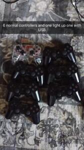 Ps3 system with 18 games $125 or trade