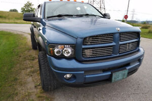 2003 Dodge Ram 3500 Pickup Truck 6 speed