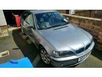 BMW e46 318i 3 series breaking for parts