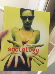 Sociology by Tepperman Curtis