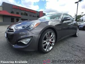 2013 Hyundai Genesis 3.8 GT w/NAV, leather, roof