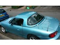 Mazda mx5 convertible