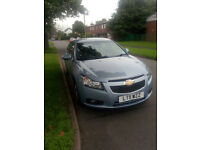 2011 11 REG CHEVROLET CRUZE 1.6LS LOW MILEAGE FULL HISTORY