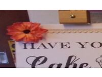 A3 Wedding/engagement signs with 2 wooden easels and 1 metal easel