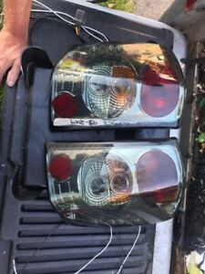 98-04 JEEP GRAND CHEROKEE LED TAILLIGHTS 100$ OR TRADE