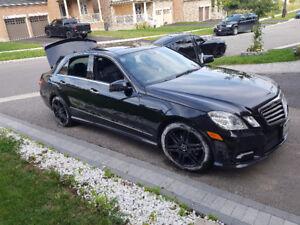 2010 Mercedes-Benz E350 4MATIC Sedan
