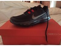 NIKE Tiger Woods 15 shoe brand new boxed 8